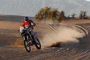 Dakar Stage report Bad luck for Speedbrain