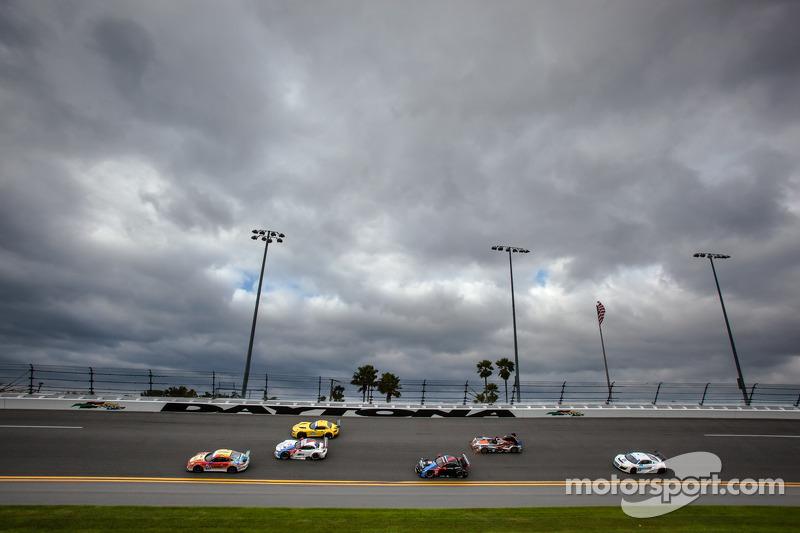 Daytona 24 entry list announced