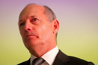 Ron Dennis CBE appointed chief executive officer of McLaren Group