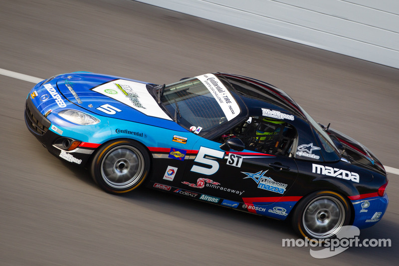 CTSCC: Racer Marc Miller uses Daytona race to help local autism society chapter