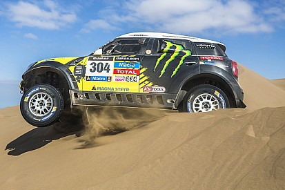 The MINI ALL4 Racing dominates the 2014 Dakar Rally