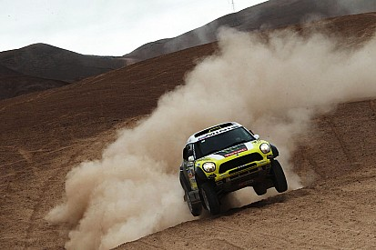 "Joan ""Nani"" Roma wins the 2014 Dakar Rally"