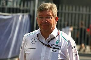 Formula 1 Rumor McLaren not commenting on Brawn rumours