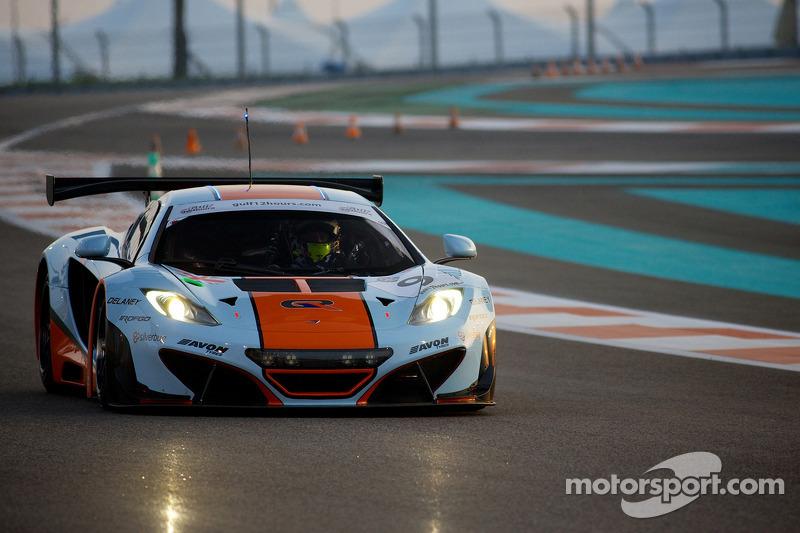 McLaren set for Bathurst debut as drivers list confirmed