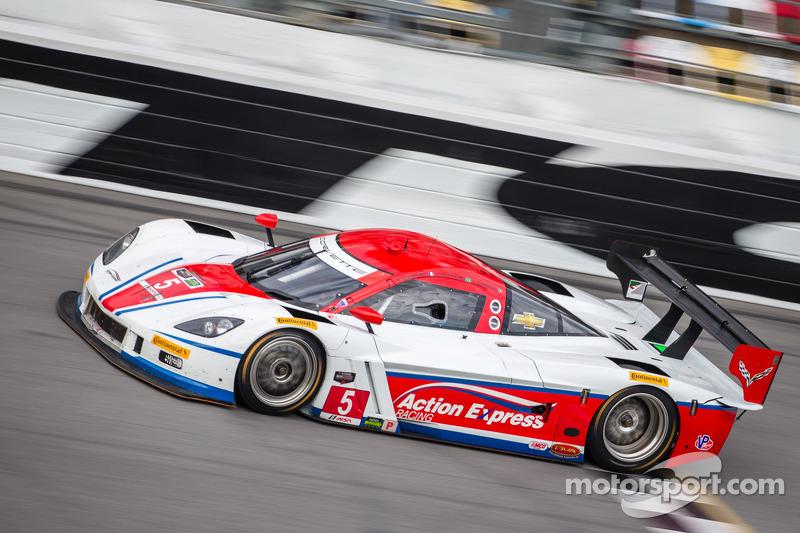 Action Express Racing revs up for Rolex 24 at Daytona