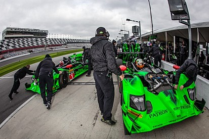 ESM Patron geared up for Daytona