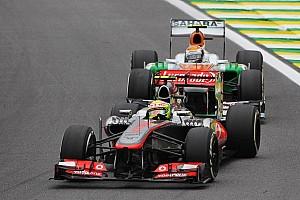 Formula 1 Breaking news McLaren 'in good shape' despite no title sponsor