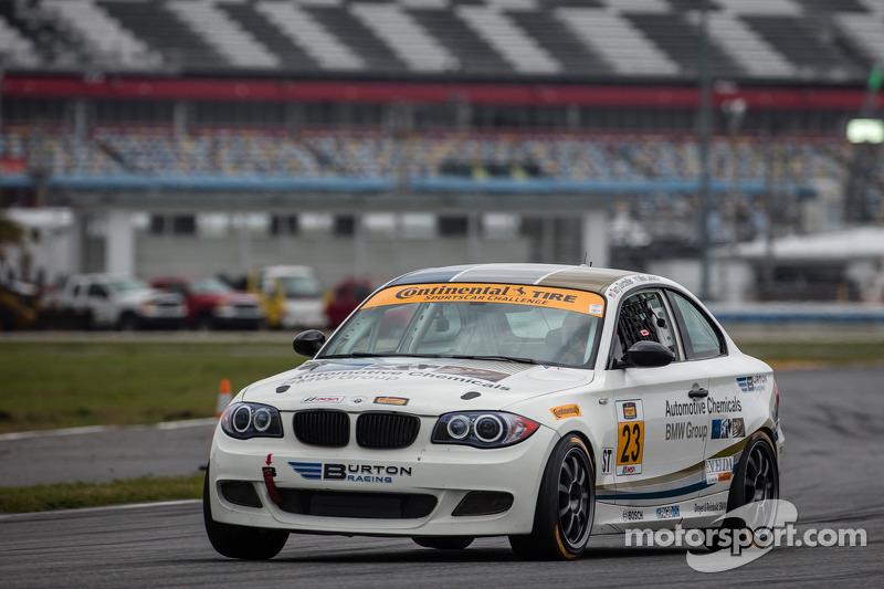 Burton Racing Prepared to Deliver in Daytona