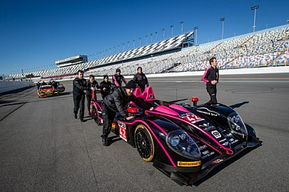 Pierre Fillon and the Automobile Club de l'Ouest honoured at the Rolex 24 at Daytona!
