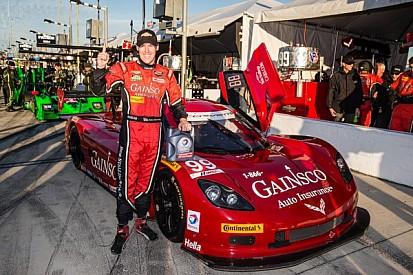 Gurney takes Daytona 24 pole, Daytona Prototypes dominate qualifying