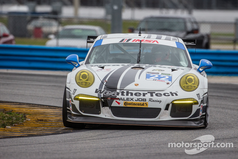 WeatherTech Racing to start Rolex 24 at Daytona in GTD 8th row