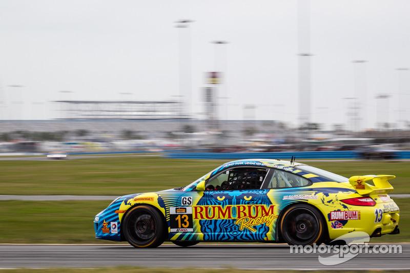 CTSCC: Front row start for Rum Bum Racing at Daytona