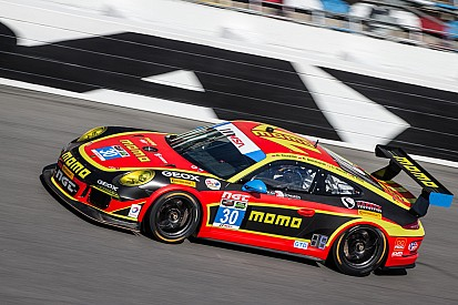 MOMO NGT Motorsport team finished the qualifying session at Daytona in 15h position