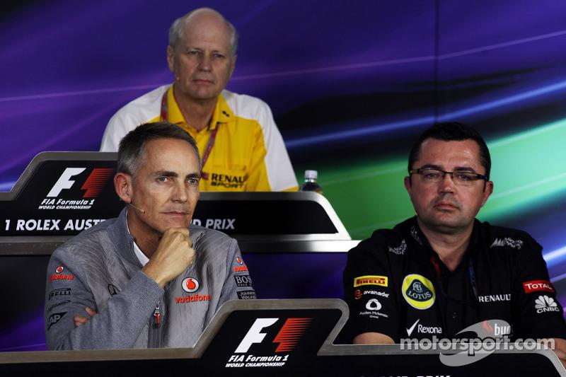 Major changes leads to animosity between McLaren, Lotus