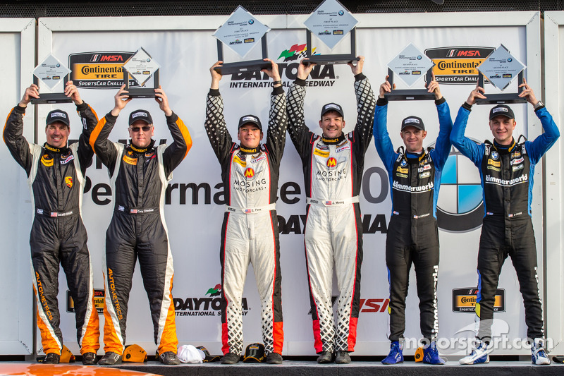 BMW drivers begin the 2014 CTSCC season with victory in the BMW Performance 200