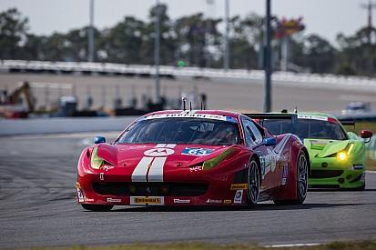 Ferrari Motorsports – Rolex 24 at Daytona Saturday Evening Update