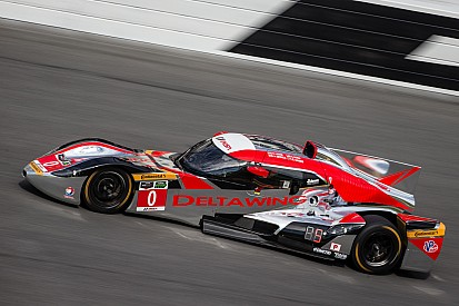 First 8 hours of the Rolex 24 at Daytona for DeltaWing