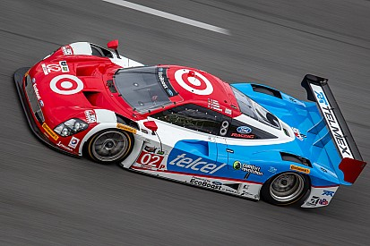 All Ford EcoBoost teams lead laps at Daytona