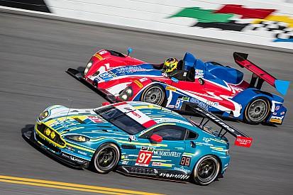 Triple finish for Aston Martin at Daytona