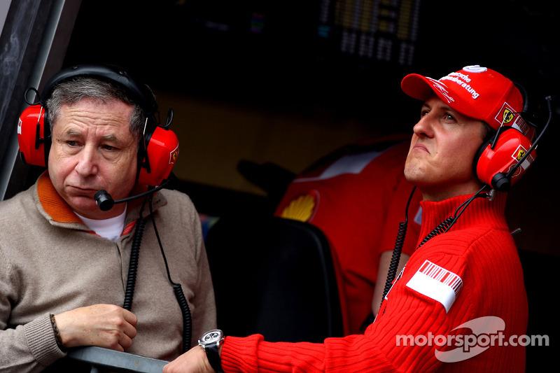 Todt still at Schumacher's bedside