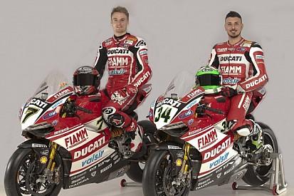 Ducati reveals WSBK challenger