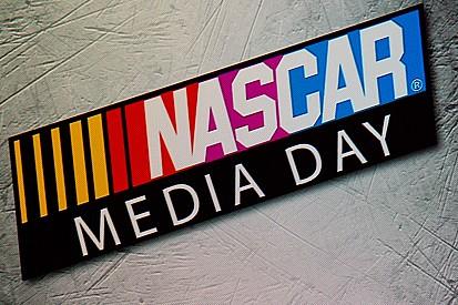 Media day at Charlotte Motor Speedway