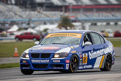 Gleason and Fergus Post Top-10 Finish at Daytona