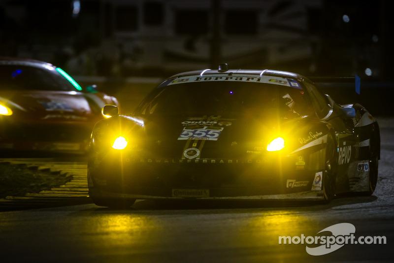 Level 5 Motorsports wins Rolex 24 for Ferrari