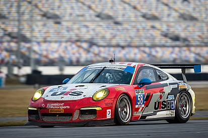 Snow Racing's UIS Porsche fielded by Wright Motorsports finishes third in class in Rolex 24