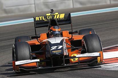 De Jong and MP Motorsport return for second season of GP2