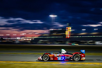 Tomy Drissi and Performance Tech Motorsports Put No. 38 RIO2 PC on podium at Daytona