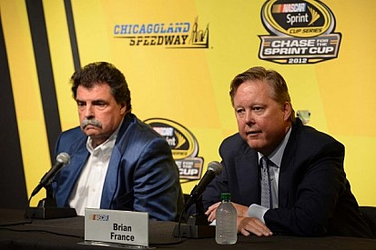 NASCAR announces sweeping changes to the Chase for the Sprint Cup