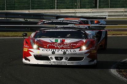 Three Ferrari 458 Italia cars for AF Corse