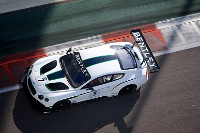 Two brand new Bentley Continental in the Blancpain Series