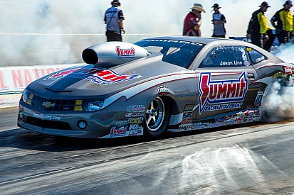 Line No. 8 for now, sees positive on day one of Pomona qualifying