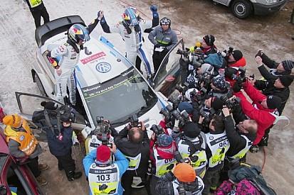 Latvala claims third Rally Sweden