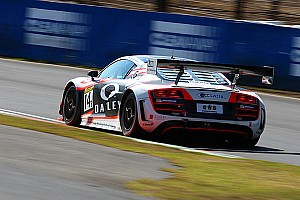 Endurance Race report Oliver Gavin meets 'The Mountain' in Australia