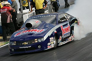 NHRA Race report Line wins season-opener in Pomona for Team Summit and Anderson