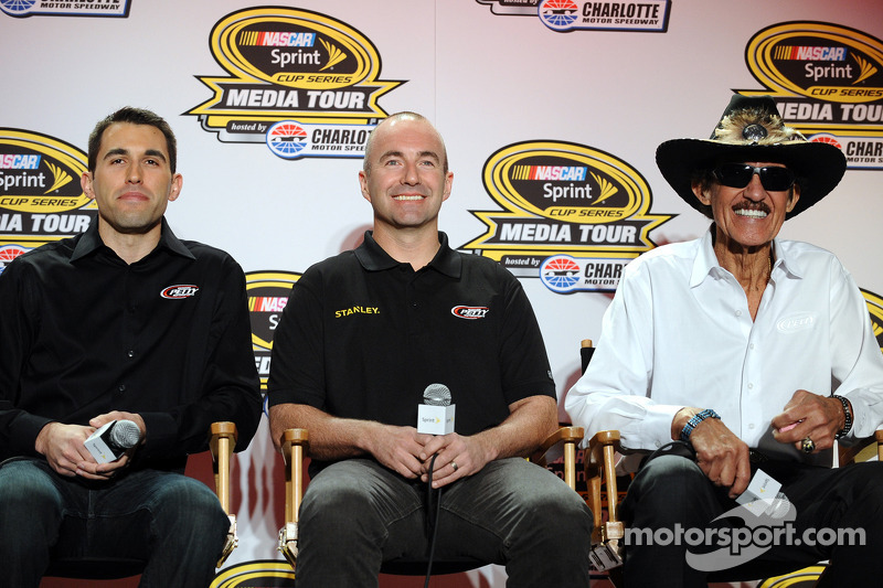 "Marcos Ambrose: ""We all got here on blood, sweat and tears"""