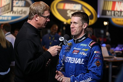 Carl Edwards thoughts on the new crop of young drivers