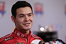 Kyle Larson wants to race at the Indy 500