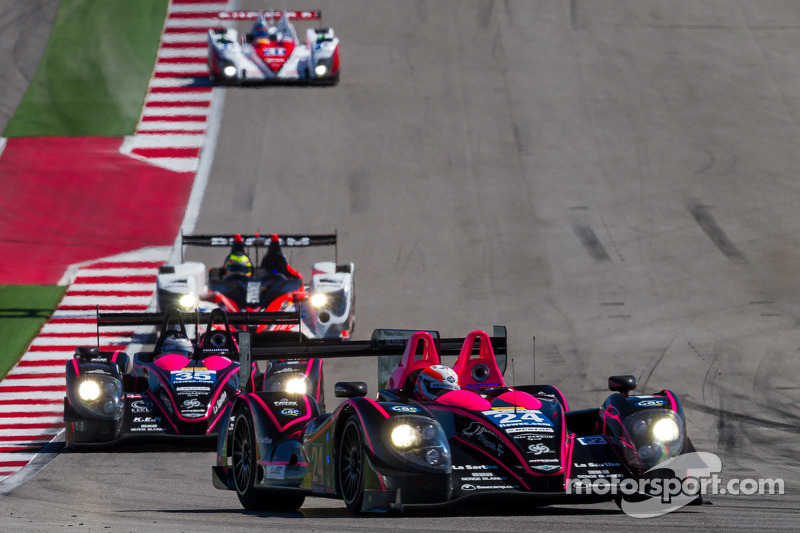 Onroak Automotive's impressive presence in the 2014 endurance