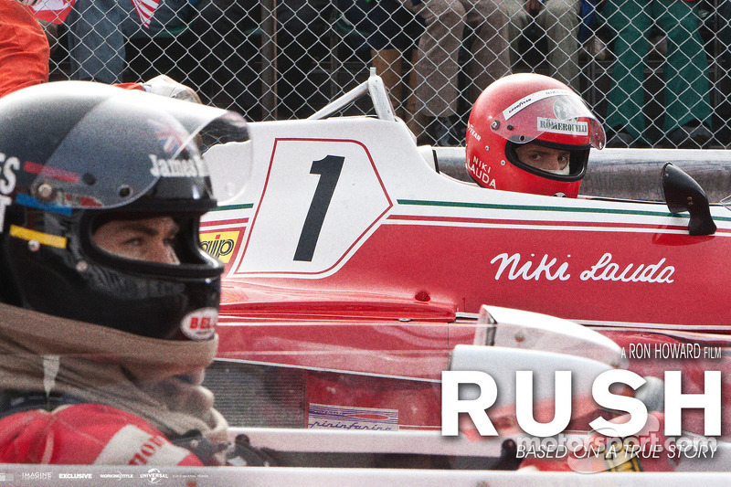 """""""Rush"""" stunt double Michele Pane killed in accident"""