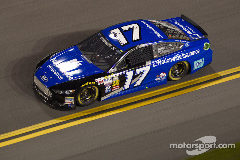 Roush Fenway to Kick-Off '14 season at Daytona