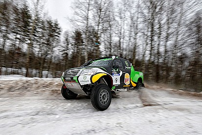 "Baja ""Russia - Northern Forest 2014"" - crew from Saudi Arabia wins!"