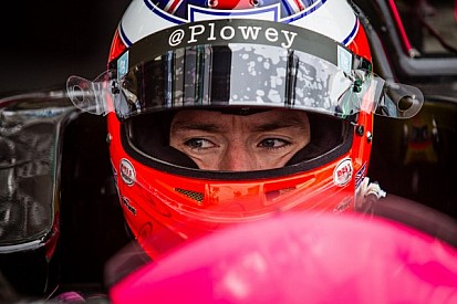 Martin Plowman is set to drive the Indy Double