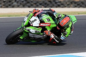 World Superbike Testing report Sykes on record pace as final pre-season test comes to an end