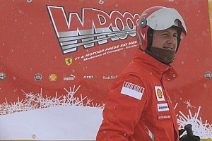 Formula 1 Breaking news Camera not to blame for Schumacher injury - report