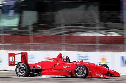 Cape Motorsports finalizes USF2000 line-up with Danilo Estrela