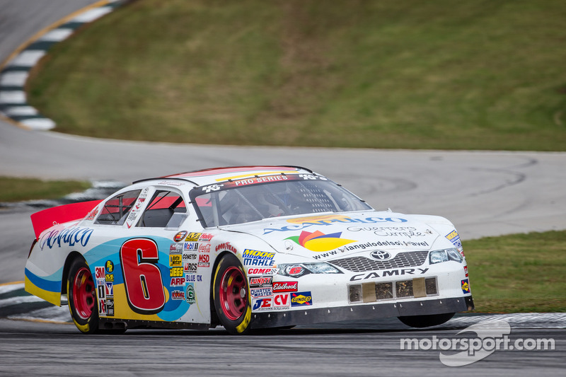Suarez surges to second straight K&N East victory